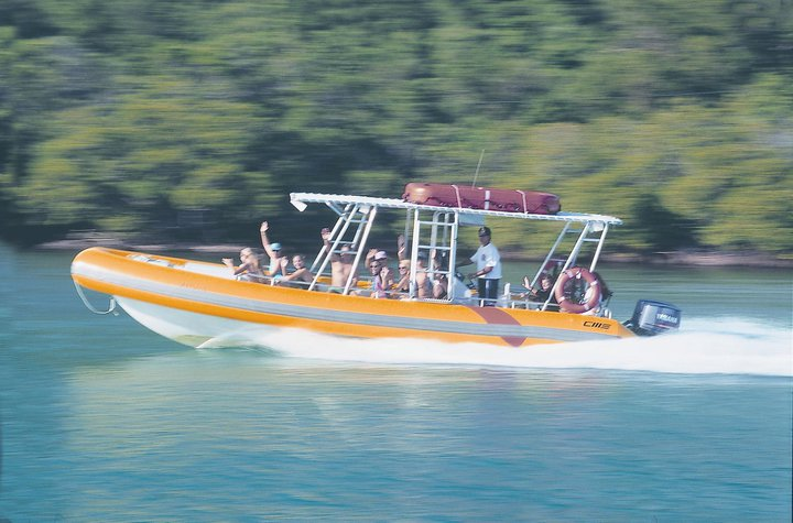 Myrtle Beach Parasailing Express Watersports
