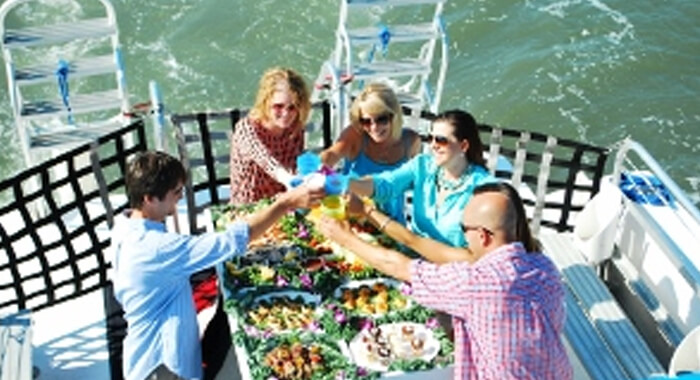 Catered Dinner Boat Cruise Myrtle Beach