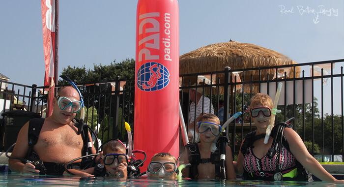 Discover Scuba - Try Scuba Diving in Myrtle Beach!