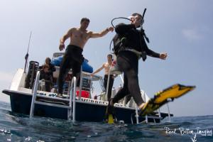 Myrtle Beach Scuba Diving Charters