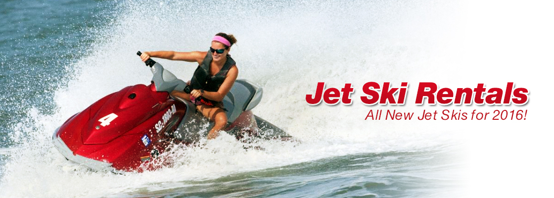 Jet Ski Rentals In Myrtle Beach Spring Break