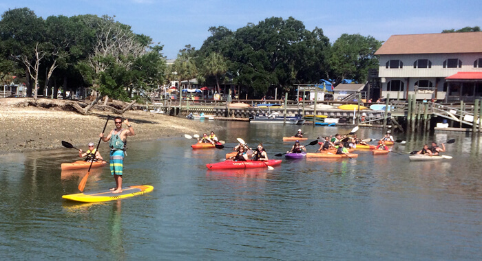 Kayak Als And Tours In Myrtle Beach Murrells Inlet Sc