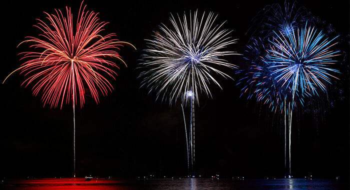 July 4th Fireworks Cruise Myrtle Beach Attraction