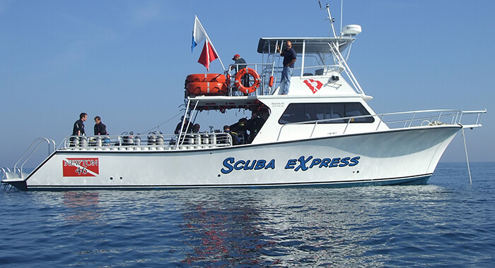 Myrtle Beach Scuba Diving Express Water Sports