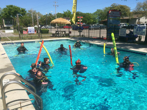 Myrtle Beach Scuba Diving Instruction