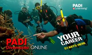 Divemaster Course Banner - Myrtle Beach Scuba Certification
