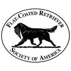 Flat-Coated Retriever Society of America Logo