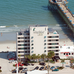 Myrtle beach area lodging express watersports for Garden city myrtle beach hotels