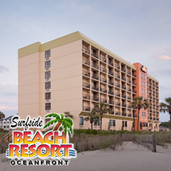 Surfside Beach Resort Oceanfront Hotel Myrtle Beach